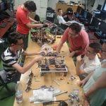 2 magyar csapat is megy a first global nemzetközi robotversenyre
